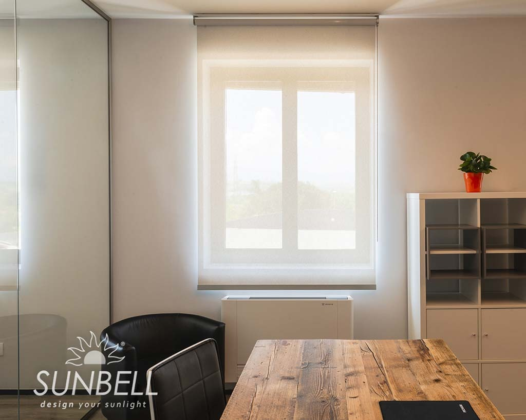 Sunbell  (Technical Curtains. Venetian Curtains, pleats, roller and double glazing.)